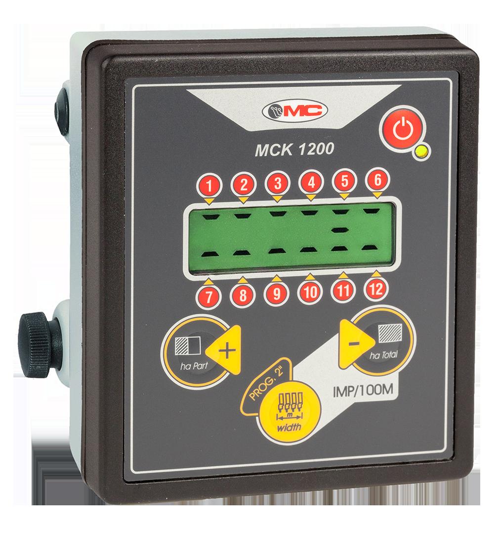 Monitor controllo semina MCK 1200