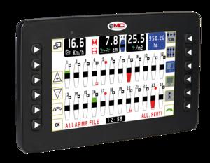 Sistema di monitoraggio semina ESD