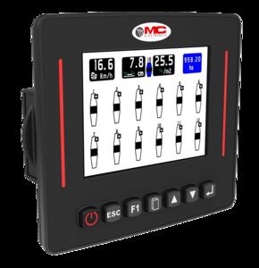 Monitor controllo semina Dorado MX
